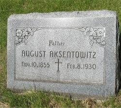 August Aksentowitz