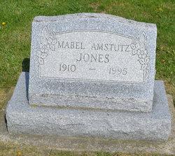 Mabel Estella <i>Amstutz</i> Jones