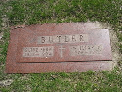 Olive Fern Butler