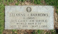 Stearns J Barrows