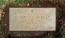 Joseph J Farkas