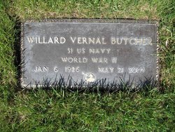 Willard Vernal Butcher