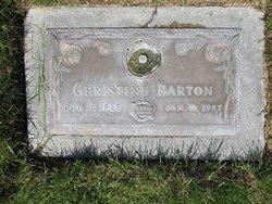 Christine Barton