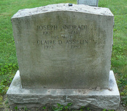 Claire D <i>Asselin</i> Andrade