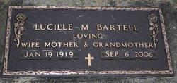 Lucille M. <i>Kaster</i> Bartell