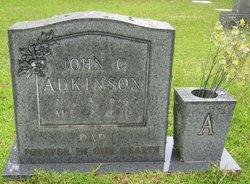 John C Adkinson