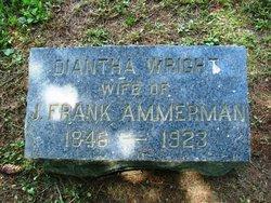 Diantha <i>Wright</i> Ammerman
