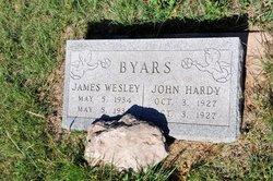 James Wesley Byars
