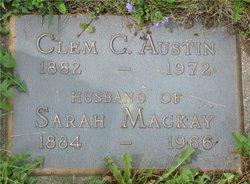 Sarah <i>MacKay</i> Austin