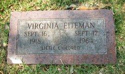 Virginia <i>Meyer</i> Eiteman