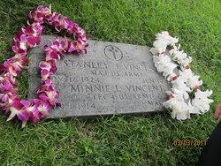 Minnie Lee <i>Jameson</i> Vincent