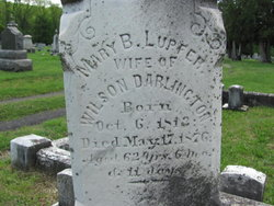 Mary Barbara <i>Lupfer</i> Darlington