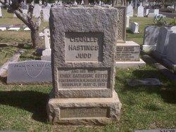 Charles Hastings Judd, Sr