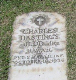 Charles Hastings (Jr.) Judd, III