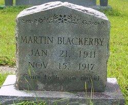 Noah Martin Blackerby