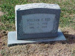 William E Buck Red