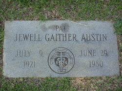 Jewell Ailene Pat <i>Gaither</i> Austin