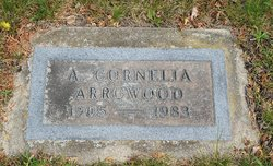 Cornelia Agda Neely <i>Hendrickson</i> Arrowood
