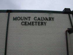 Mount Calvary Cemetery and Mausoleum