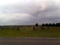 Bergthal Mennonite Cemetery