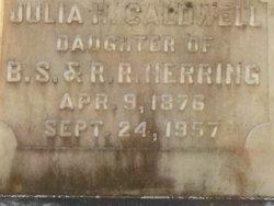 Jullian <i>Herring</i> Caldwell
