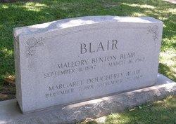 Mallory Benton Blair