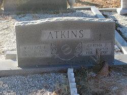 Gertha Jones <i>Sanders</i> Atkins