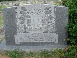 Ruby <i>Fenley</i> Black