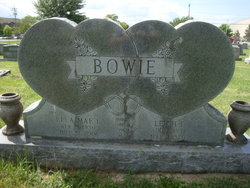 Ella Mae <i>Williams</i> Bowie