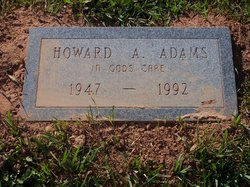 Howard A Adams
