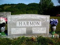 Dan Graham Harmon