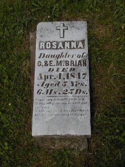 Rosanna McBrian