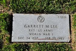 Garrett M Lee