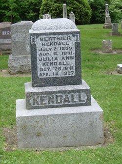 Julia Ann <i>Hoover</i> Kendall