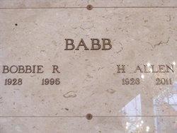 H Allen Babb