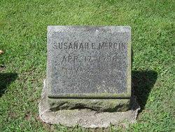 Susanah E <i>Barham</i> McKoin