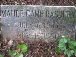 Maude <i>Camp</i> Rasbury