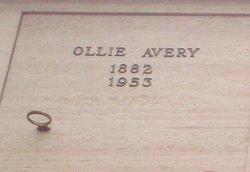 Ollie E. <i>Bennett</i> Avery