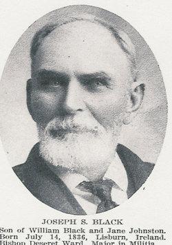 Joseph Smith Black