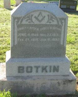 Mrs Sidney C. <i>Baker</i> Botkin