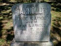 Jennie R. <i>Smith</i> Arnold