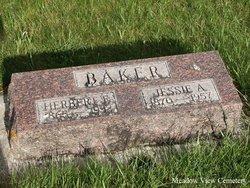 Herbert E Baker
