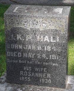 Rosanner <i>Blevens</i> Hall