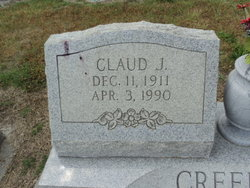 Claud James Creekmore