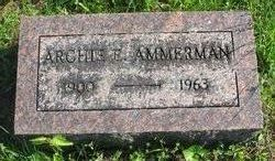 Archie Edmond Ammerman