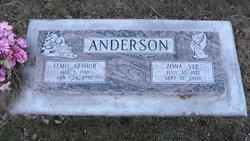 Zona Vee <i>Maxfield</i> Anderson