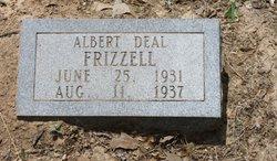 Albert Deal Frizzell