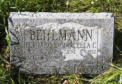 Bernard Leo Buck Behlmann, Jr