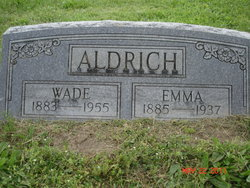 Emma <i>Hart</i> Aldrich
