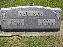 Anna <i>Nelson</i> Knutson